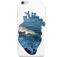 Ocean in my heart iPhone Case/Skin