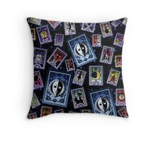 P3 Cards - sTARs Throw Pillow
