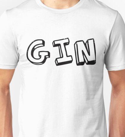 Fun Gin Unisex T-Shirt