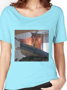 The Knitted Ship Women's Relaxed Fit T-Shirt