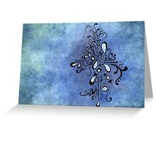 Abstract Color I Greeting Card