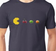 Pacman Fruits Unisex T-Shirt