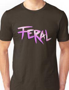 Born Feral (Zootopia) Unisex T-Shirt