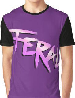 Born Feral (Zootopia) Graphic T-Shirt