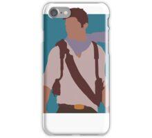 Nathan Drake - Minimalist  iPhone Case/Skin