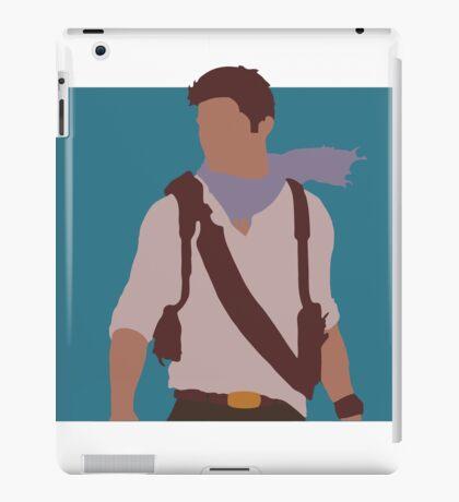 Nathan Drake - Minimalist  iPad Case/Skin