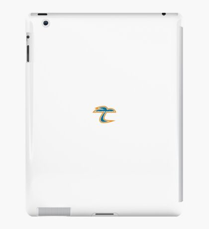 Flint Tropics iPad Case/Skin