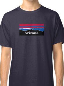 Arizona Red White and Blue Classic T-Shirt