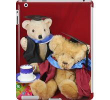 Teatime for the Clever Teds iPad Case/Skin