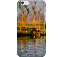 Dal Lake, Srinigar, Kashmir iPhone Case/Skin