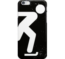 Ice Skating iPhone Case/Skin