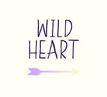 wild heart  by SheTellsStories