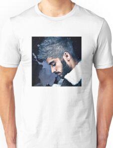 Zayn Malik Paint Splatter Unisex T-Shirt
