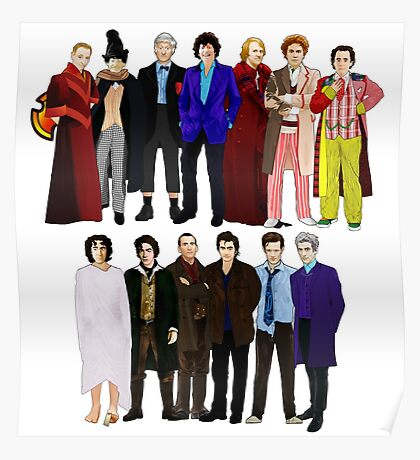 The Regenerated Doctors Poster