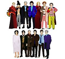 The Regenerated Doctors Photographic Print