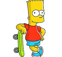 the simpson col sket by monggobuy