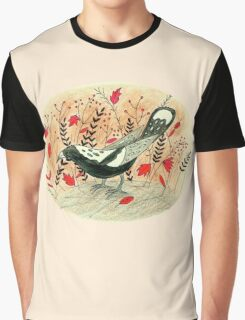 Baby the Magpie Graphic T-Shirt