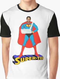 Super-Ted Bundy Serial Killer  Graphic T-Shirt
