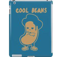 Cool Beans funny nerd geek geeky iPad Case/Skin