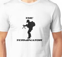 The Terminator by #fftw Unisex T-Shirt