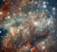 Hubble Space Telescope Print 0027 - Hubble Images 30 Doradus NGC 2060  - hs-2012-01-e-full_jpg Sticker