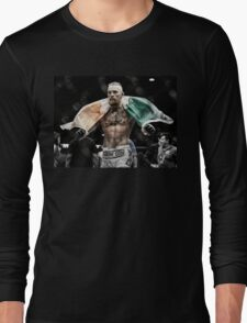 Conor McGregor - Victorious Long Sleeve T-Shirt