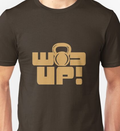Crossfit Gear Fitness Exercise Weight lifting funny nerd geek geeky Unisex T-Shirt