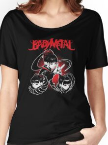 Baby Metal !! Women's Relaxed Fit T-Shirt