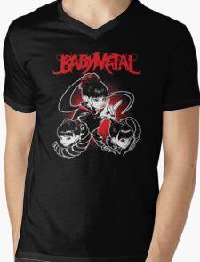 Baby Metal !! Mens V-Neck T-Shirt