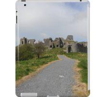 Rock of Dunamase iPad Case/Skin