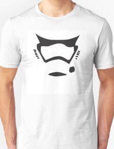 First Order Trooper Unisex T-Shirt