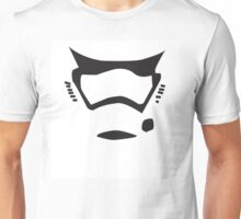 First Order Trooper Unisex T-Shirt