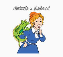 Frizzle > School Red Unisex T-Shirt