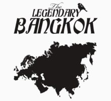The Legendary Bangkok Kids Tee
