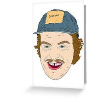 MAC DEMARCO 1# Greeting Card