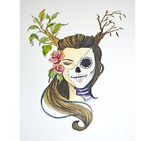 Dead Growth Photographic Print