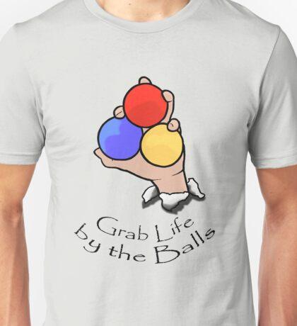 Juggling - Grab Life by the Balls Unisex T-Shirt