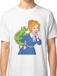 Frizzle Pattern Classic T-Shirt