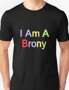 Brony - MLP - My Little Pony - (Designs4You) T-Shirt