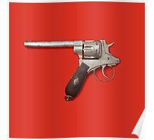 Pistol Suicide Poster