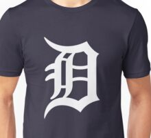 Detroit Tigers Nice Typograph Unisex T-Shirt