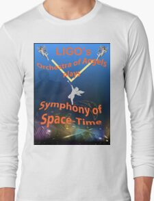 LIGO's Celestial Symphony of Space Time B T-Shirt