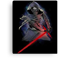Kylo Sith Lord Canvas Print