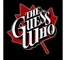The Guess Who Photographic Print