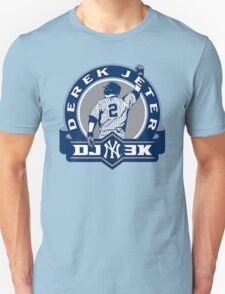 Derek Jeter New York Yankees Unisex T-Shirt
