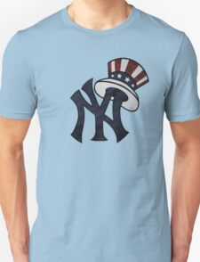 New York Yankees Atrwork Unisex T-Shirt