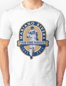 Mariano Rivera New York Yankees Legend Unisex T-Shirt