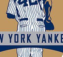 Mariano Rivera New York Yankees Legend Sticker