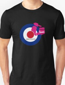 vespa ladies  Unisex T-Shirt