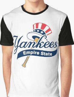 New York Yankees Empire State Graphic T-Shirt